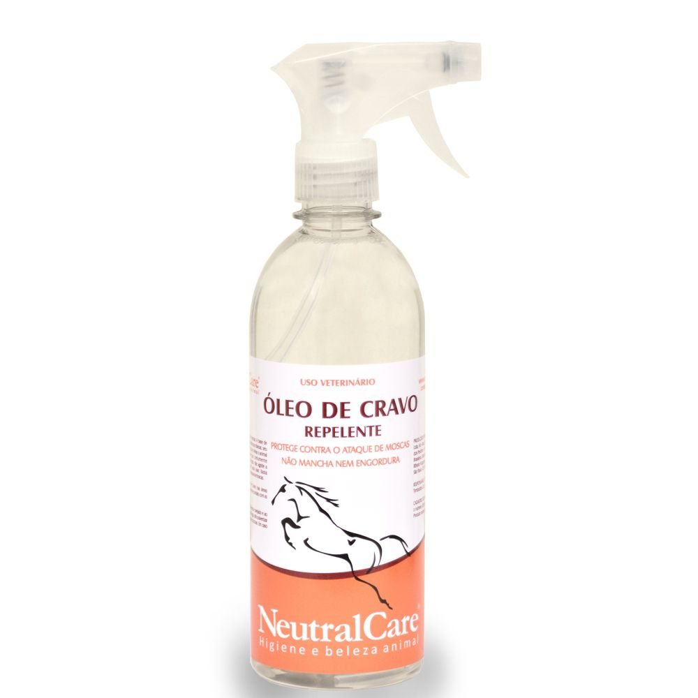 Repelente de Moscas Cravo Neutral Care 500 ml