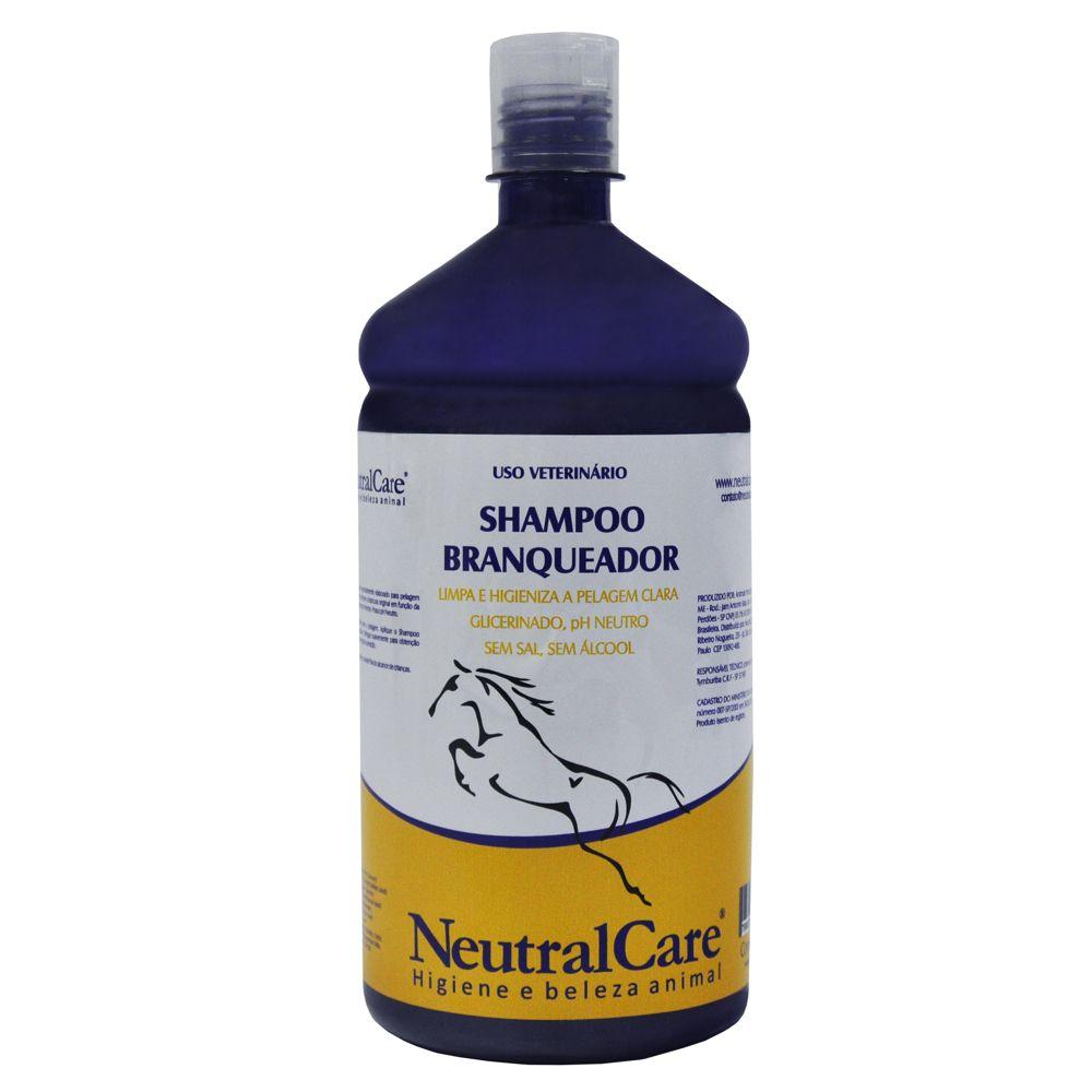 Shampoo Branqueador 1 Litro