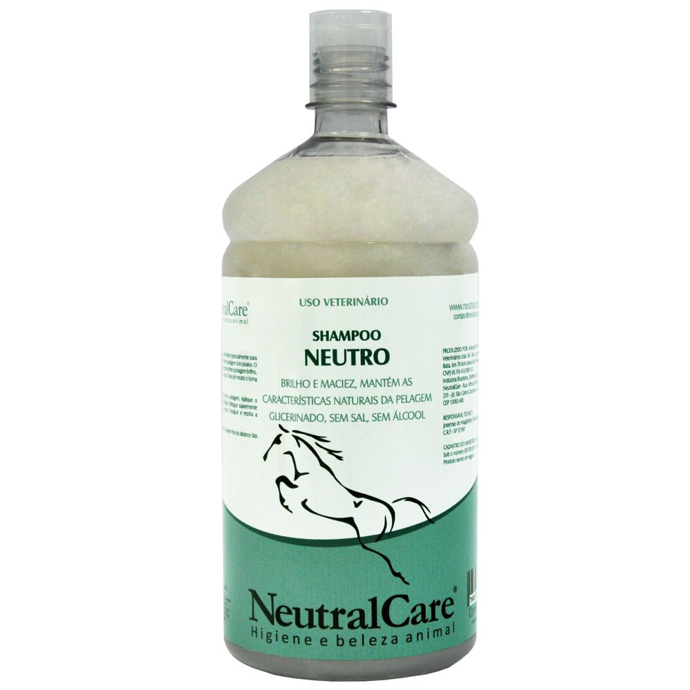 Shampoo Neutro 1 Litro