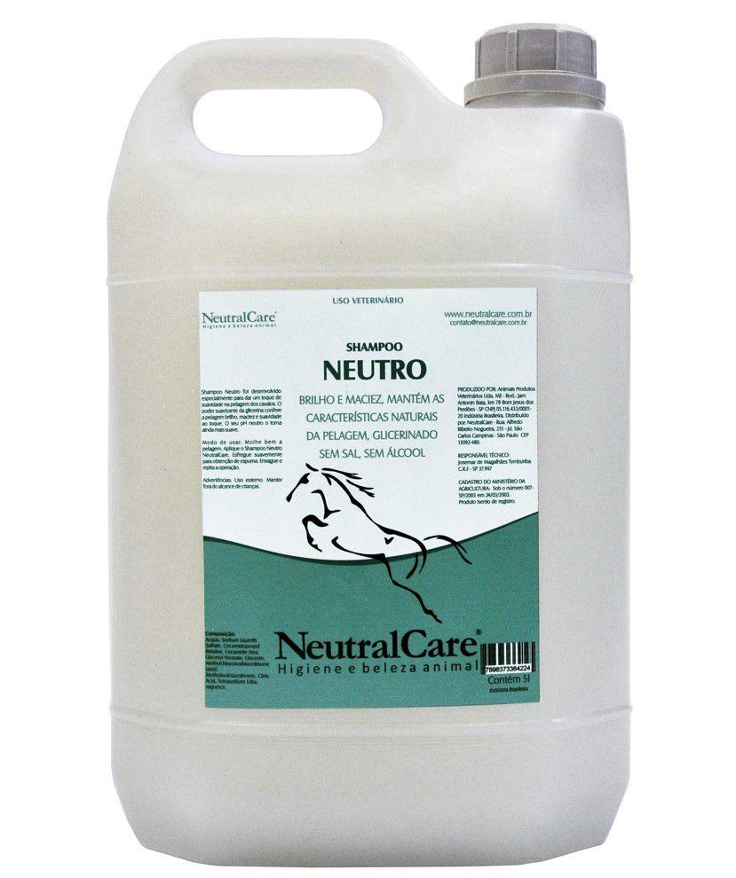 Shampoo Neutro 5 Litros
