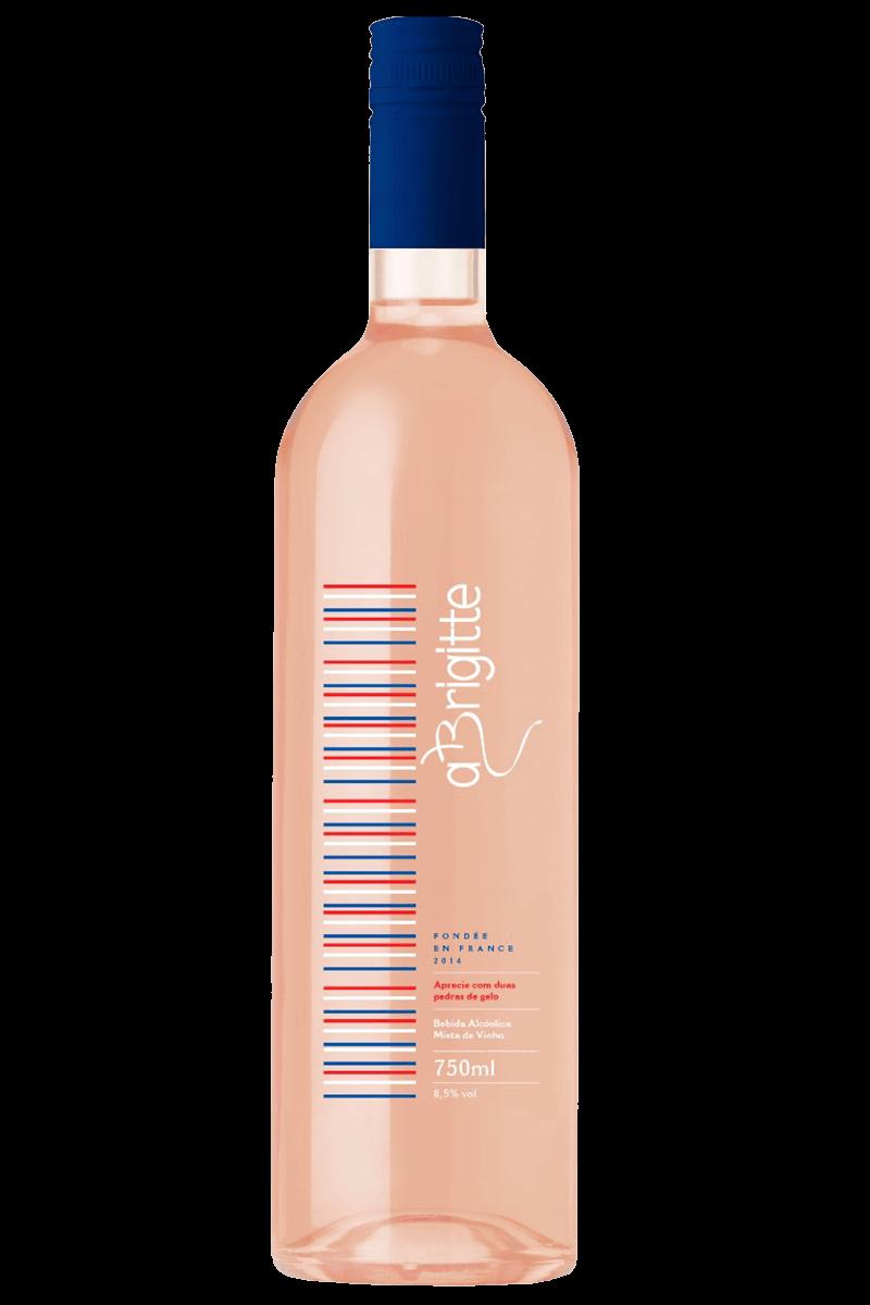 Vinho Rosé Abrigitte