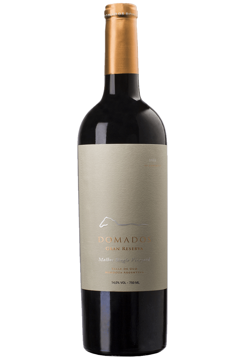 Domados Gran Reserva 2012 Malbec Single Vineyard