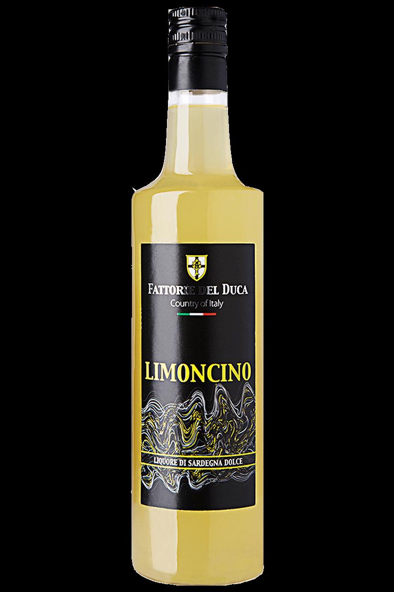 Limoncino Liquore Di Sardegna Dolce