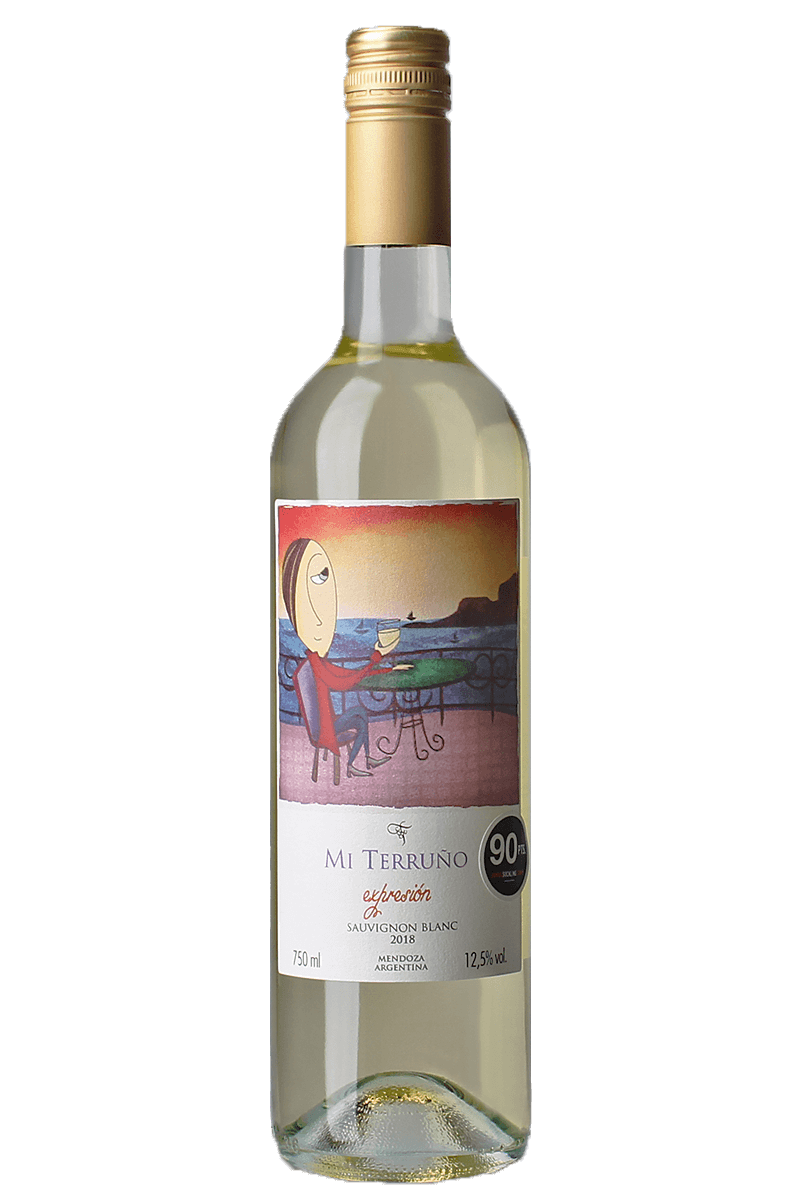 Mi Terruño Expression Sauvignon Blanc 2018