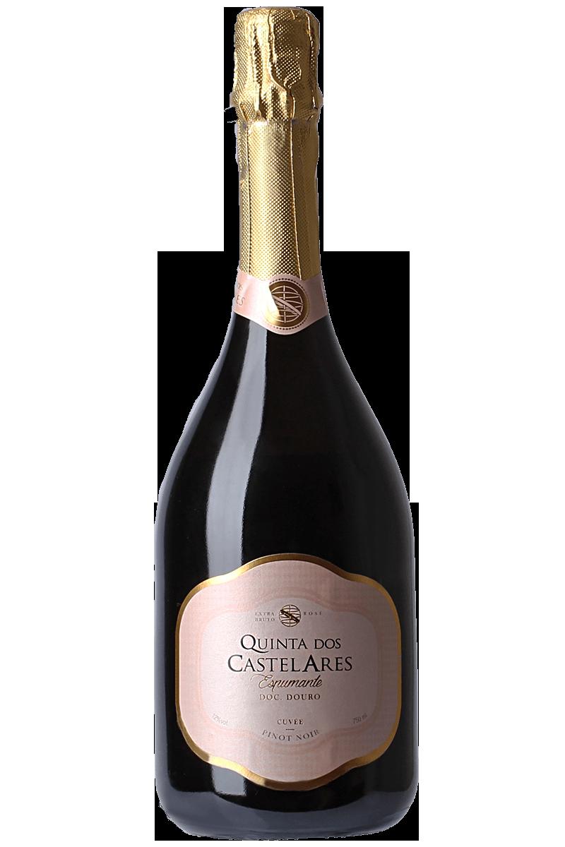 Quinta dos Castelares Espumante Extra Brut Pinot Noir DOC