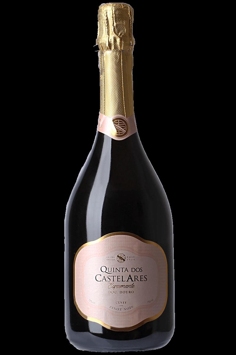 Quinta dos Castelares Espumante Extra Brut Pinot Noir DOC 2016