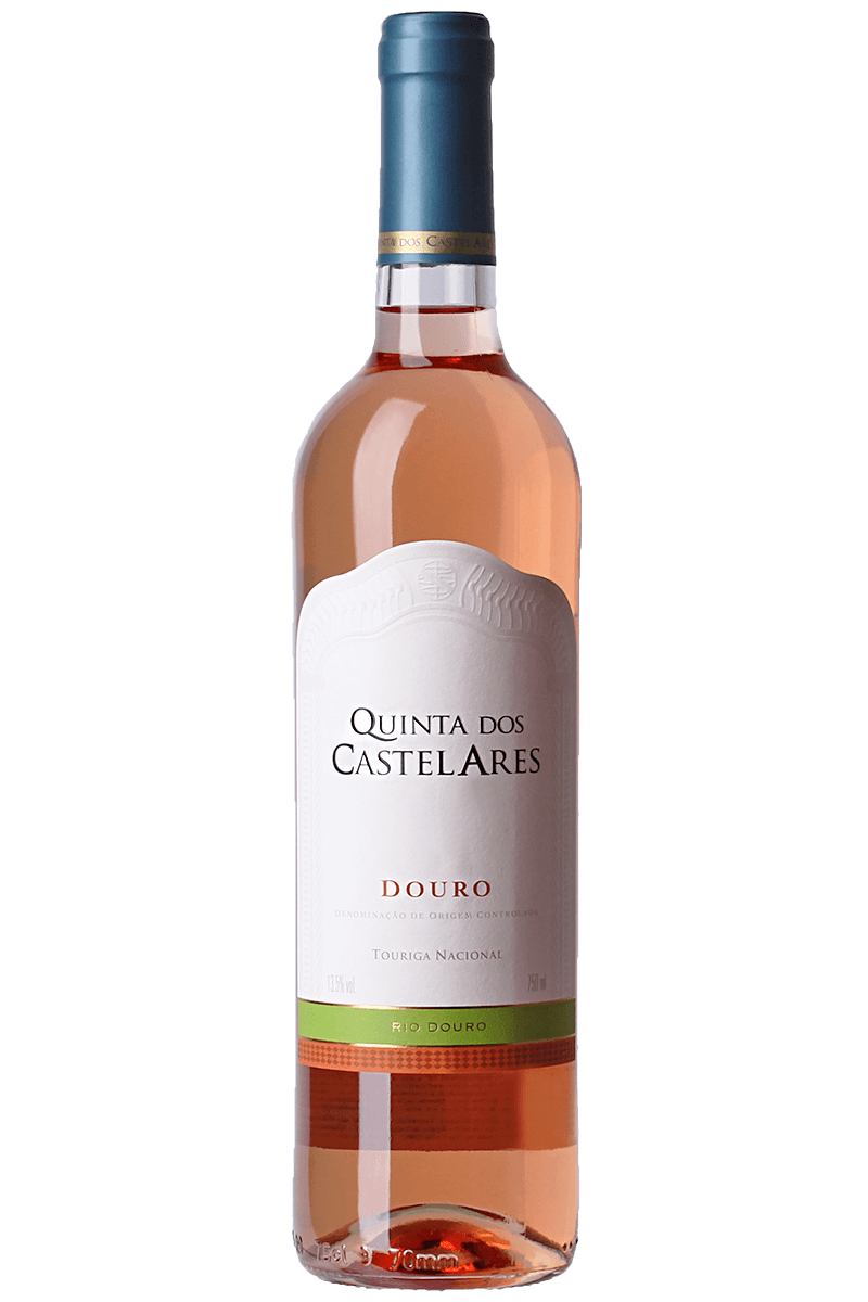 Quinta dos Castelares Rosé Douro DOC 2018