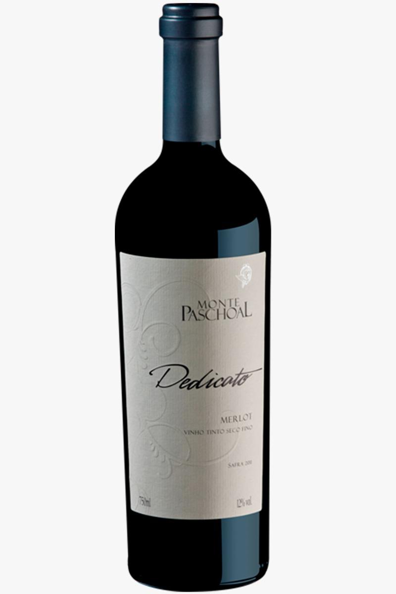 Vinho Tinto Dedicato Merlot Gran Reserva