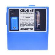 Bomba de Amostragem de Poeira e Gases Modelo Gilair-5 Com Certificado de Calibração Rastreado ao INMETRO / RBC