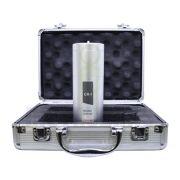 CR-1 Calibrador de medidor de vibração + Certificado de Calibração com Rastreabilidade RBC