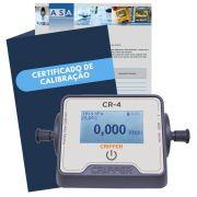 CR-4 Calibrador digital para bombas de amostragem LC