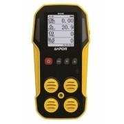 KR4000 Detectores de 4 gases com datalogger e interface USB