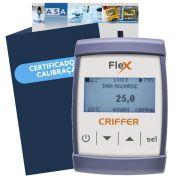 FLEX + X-05 Sensor Flex - X-05 Monóxido de carbono (CO) + X-06 Sensor Flex - Dióxido de carbono (CO2)