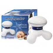 Confort Massageador corporal branco