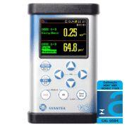 SV-106 Medidor de Vibração Digital do Corpo Inteiro