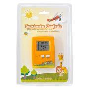 Termômetro Conforto Monitoramento da temperatura e umidade
