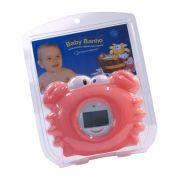 Caranguejo Termômetro para banho