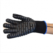V-glove Acelerômetro triaxial para teste de luvas