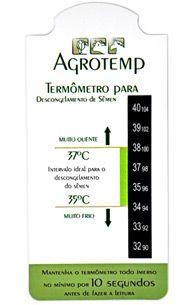 29817 | Termômetro para Descongelamento de Sêmen