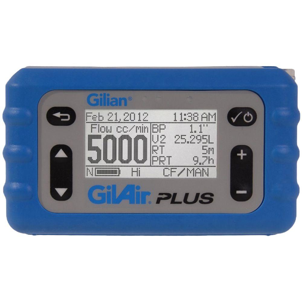 Bomba de amostragem - Gilair Plus + Certificação acreditada ao INMETRO/RBC