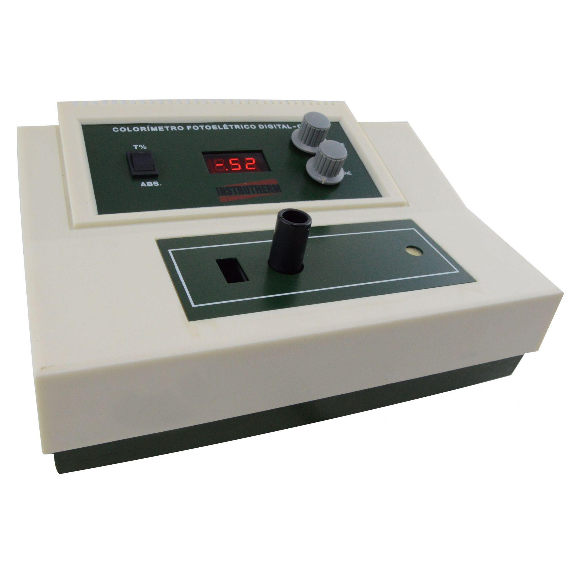 Colorímetro fotoelétrico MOD. C-200