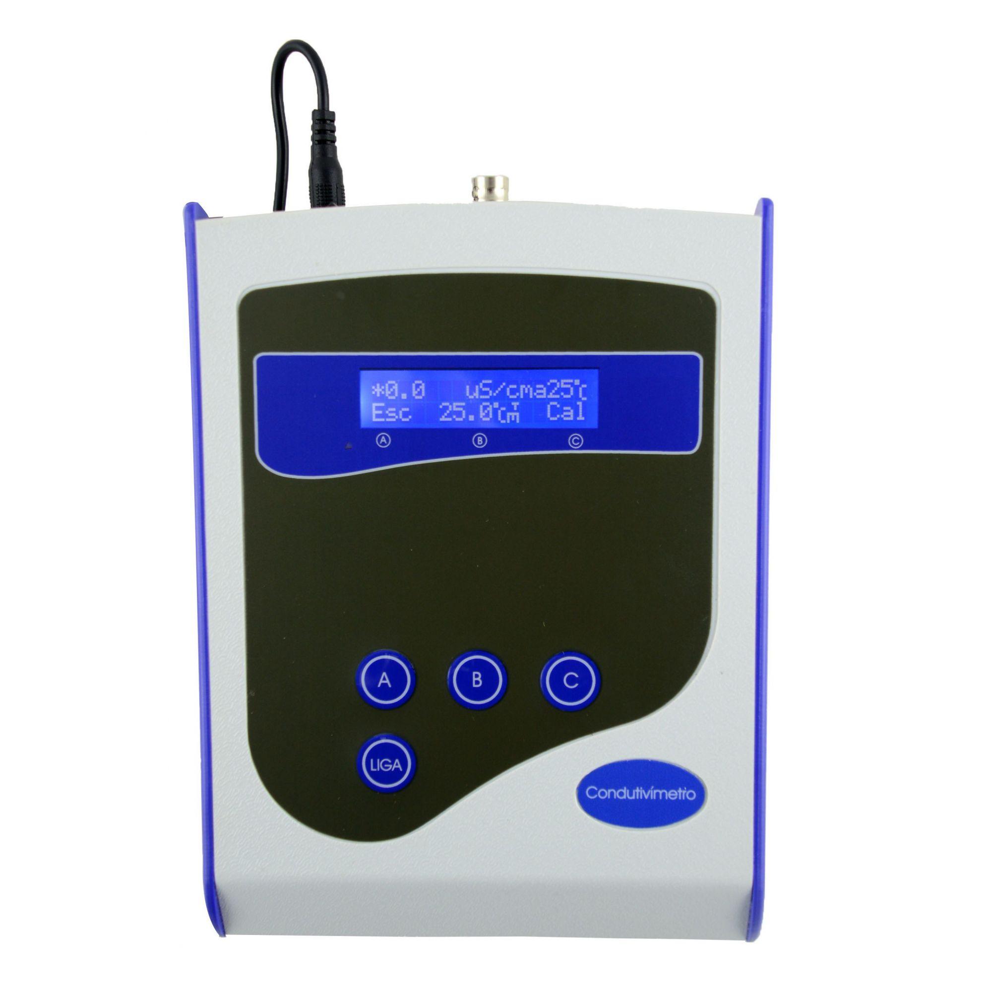 Condutivímetro MOD. CD-8920 digital de bancada