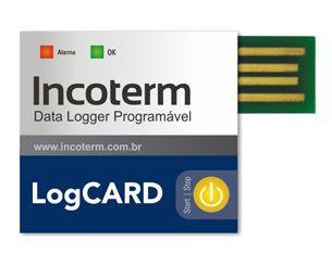 LogCARD Data logger descartável
