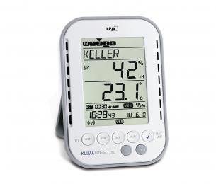 Klimalogg Pro Data logger  termo higrômetro