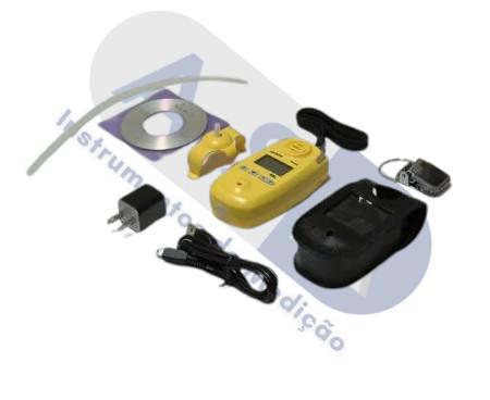 Detector de gás amônia (NH3) com datalogger e interface USB  KR1300