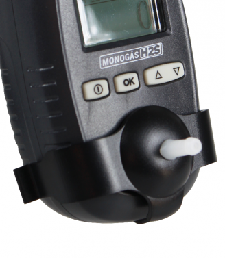 Detector de Gás Sulfídrico - Monogas H2S
