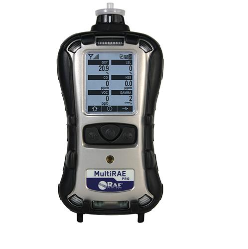 MultiRAE Pro detector de gases