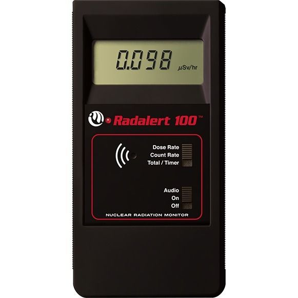 Radalert 100 Detector de radiações ionizantes