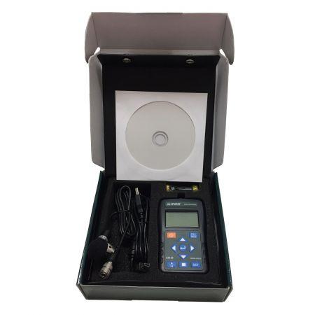 KR130 Dosímetro de ruído com datalogger e interface USB + Certificado de Calibração com Rastreabilidade RBC