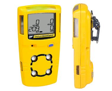 KIt espaço confinado - Atende a NR33 - GasAlert MicroClip XL  com bomba Elétrica para liberação de espaços confinados Micro-Pump