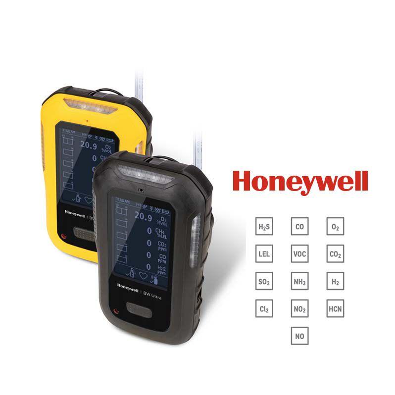 Honeywell BW™ Ultra Detector multigás.