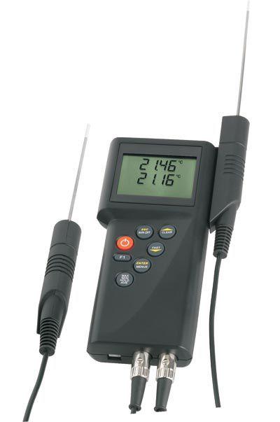 P755 LOG Instrumento de alta precisão