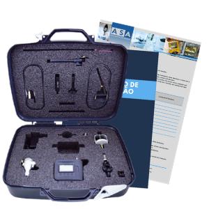 KHO-05 Plus | Kit Higiene Ocupacional - Agentes Químicos