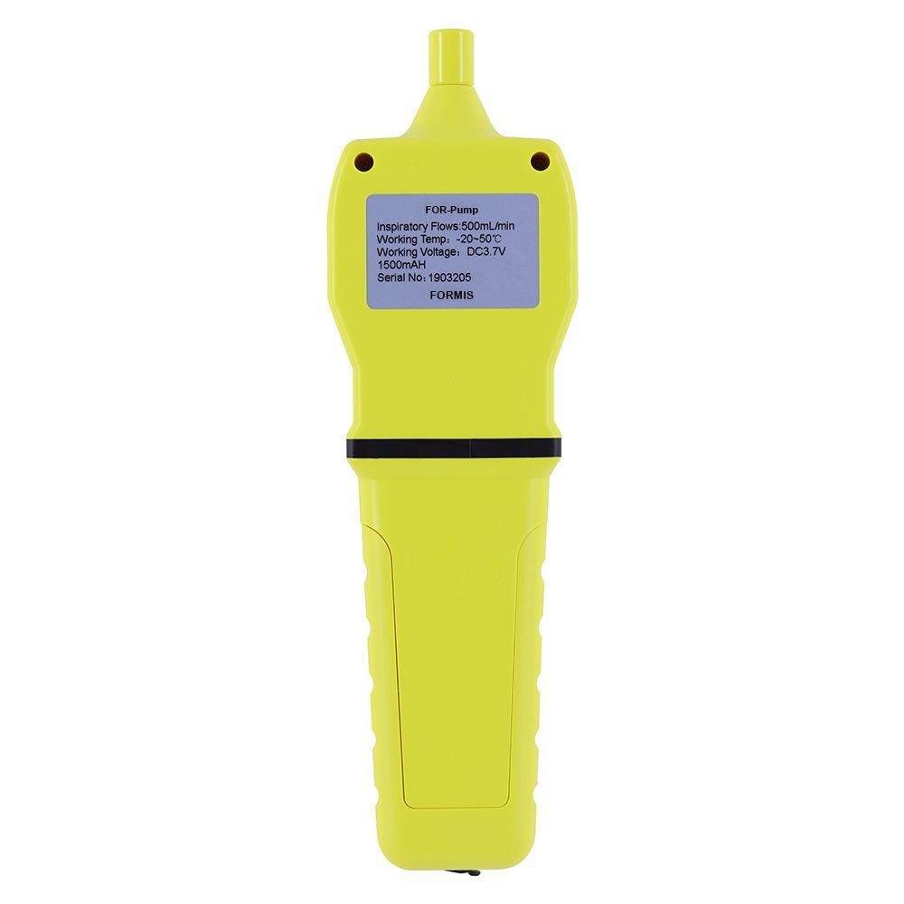 Kit para espaço confinado com bomba elétrica digital FOR-PUMP