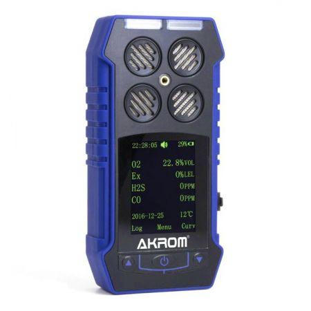 Detector de 4 gases portátil- KR4200