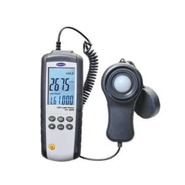 Luxímetro Digital para LED Branco DT-3809 + Certificado de Calibração com Rastreabilidade / INMETRO