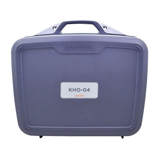 MCR-10 Maleta de transporte para Kit Agentes químicos KHO-04