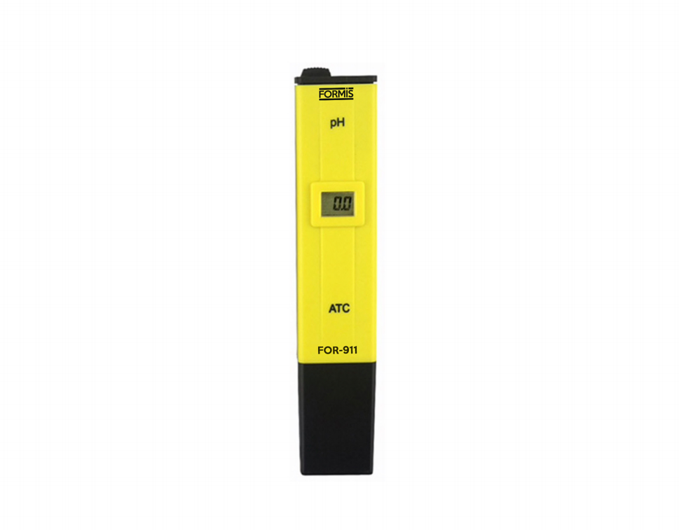 Medidor de pH - FOR-911