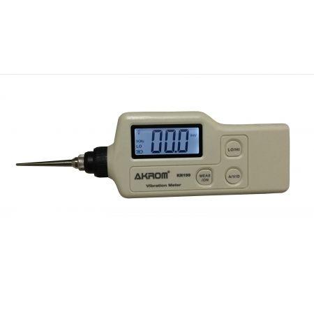 KR199 Medidor de vibração portátil