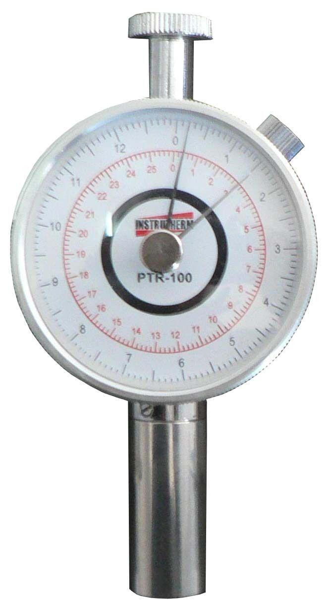 Panetrômetro analógico para dureza de frutas e ponto da colheita MOD. PTR-100