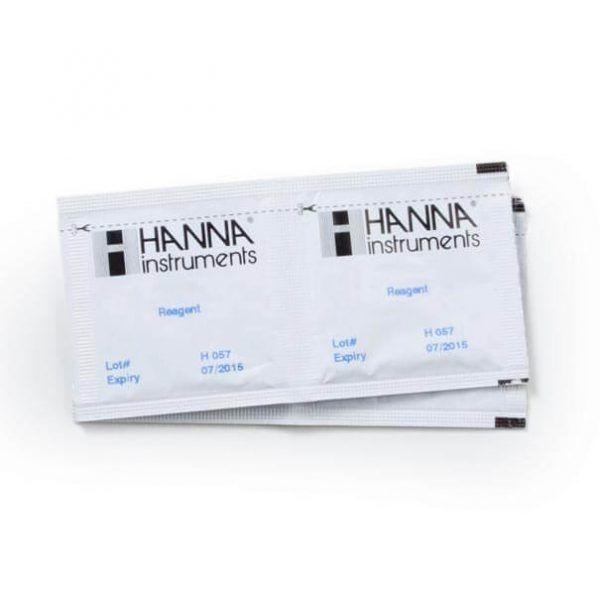 Reagente para Cloro Total de Faixa Baixa com 100 testes - HI93711-01