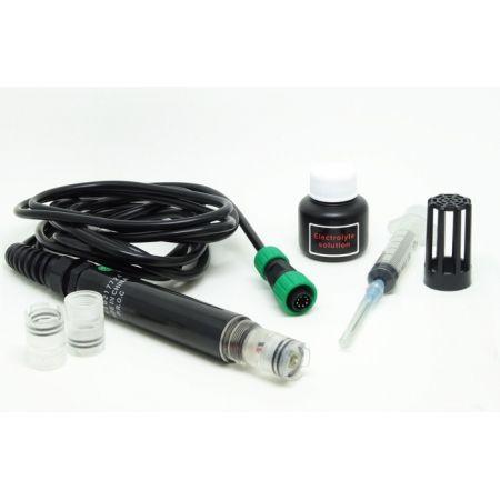 8405DO Sonda de oxigênio dissolvido para KR8405 com sensor de temperatura conjugado
