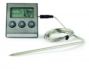 Termômetro de forno ( -26ºC a 250ºC)