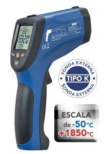 ST-1000 Termômetro Digital Infravermelho (-50º até 1850°)