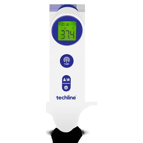 TSC 400 - Termômetro Digital Infravermelho para Corpo Humano sem Contato