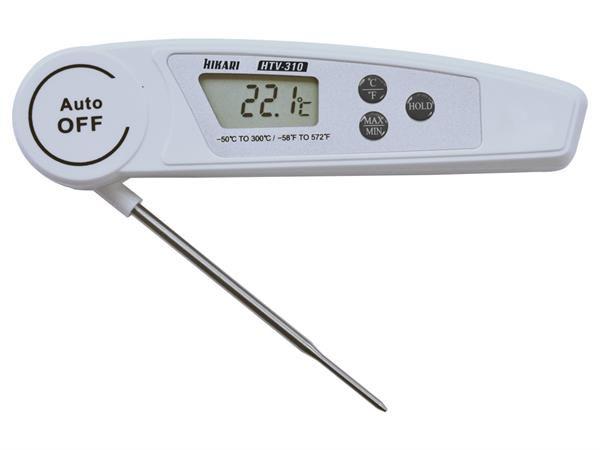 Termômetro Dobrável Digital HTV-310